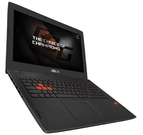 asus rog strix gl502vm db71 black asus rog strix gl502vm db71 db74 15 6 quot gaming notebook