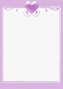 Paper Borders Templates Free Free Valentines Stationery Paper Stationery Theme Free