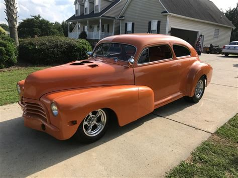 chevrolet fleetline  sale   cars