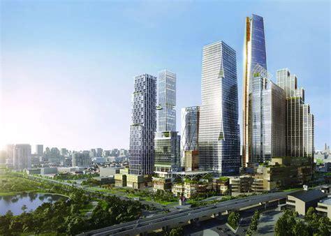 """เล็กๆ ไม่ ใหญ่ๆ เจ้าสัวเจริญทำ! สร้างเมือง """"One Bangkok"""