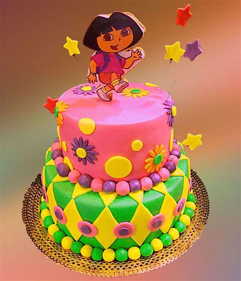 dora  explorer cake idea   birthday sed