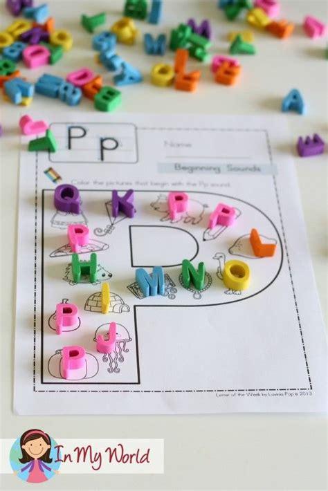 preschool letter p material did 225 ctico lenguaje 272 | 81a84a9bb750555f220b15b9f211a15e