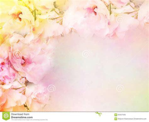 Pink Rose Clipart Borders Vintage Color