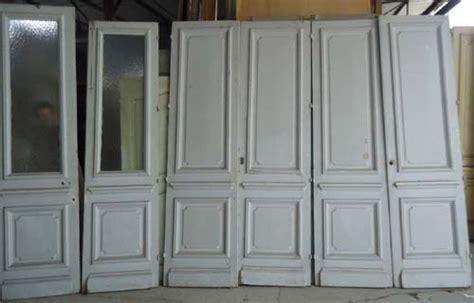 interieur placard cuisine paires de portes interieure en pin haussmannienne