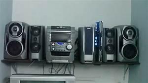 Sony Mhc Dx8 Con Exelente Sonido Extra Bass