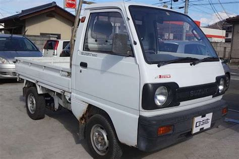 mini trucks japan truck suzuki carry 1990 japanese cars vehicle substarinc importing