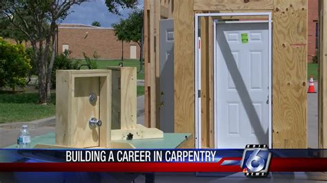 del mar fetes  rebuild texas carpentry training program