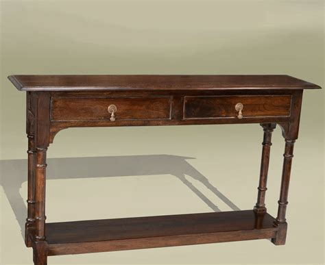 top console tables best shallow console table homesfeed 5844