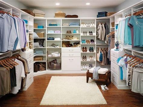 Large Closets master closet design ideas for an organized closet