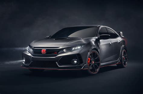 Honda Could Be Committing A Sin With The New Civic Type R