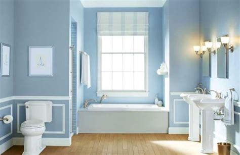 Decorating Ideas Blue And White Bathrooms by Blue And White Bathroom Decoration Ideas