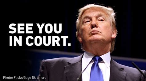 Court You Aclu To Trump See You In Court Aclu Of Northern Ca