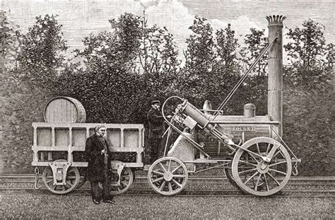 La máquina de vapor La primera máquina de vapor la patentó