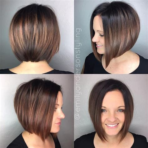 hair style for black hair the stack 50 stacked haircuts bob 7050