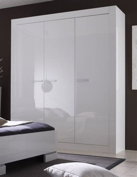 armoire chambre à coucher armoire 3 portes amalfi chambre à coucher