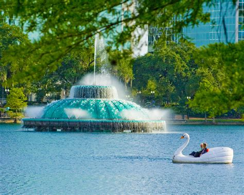 Swan Boats Sunday Hours by Orlando Travel Guide 18 Of Central Florida S Non Touristy