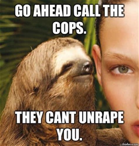 Rape Sloth Memes - rape sloth