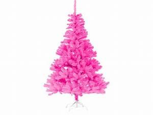 Weihnachtsbaum Pink Geschmückt : infactory k nstlicher weihnachtsbaum 180 cm 765 spitzen metallfu rosa ~ Orissabook.com Haus und Dekorationen