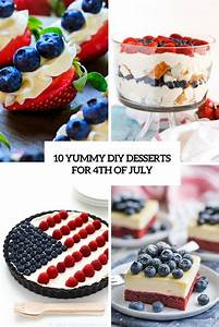 diy 4th of july dessert Archives - Shelterness