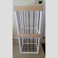 Excellent Diy Pvc Storage Shelves Best Pvc Pipe Storage