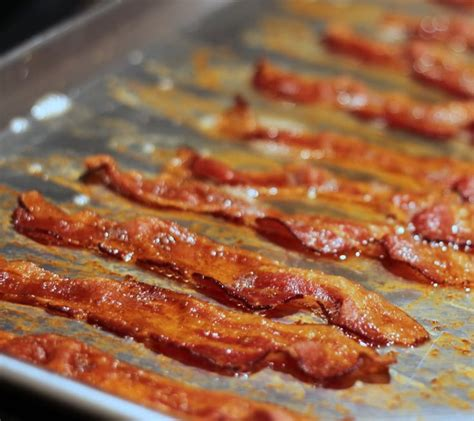 bacon in the oven pin by emily on cooking pinterest