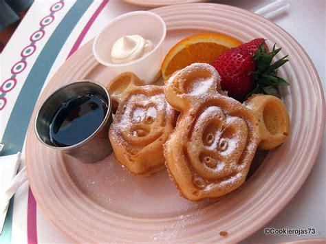 disney cuisine disney food pics of the week mickey waffles the disney