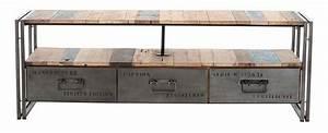 Meuble Tv Original : meuble tv original ~ Teatrodelosmanantiales.com Idées de Décoration