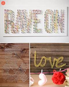 Roundup diy typographic wall art ideas ? curbly