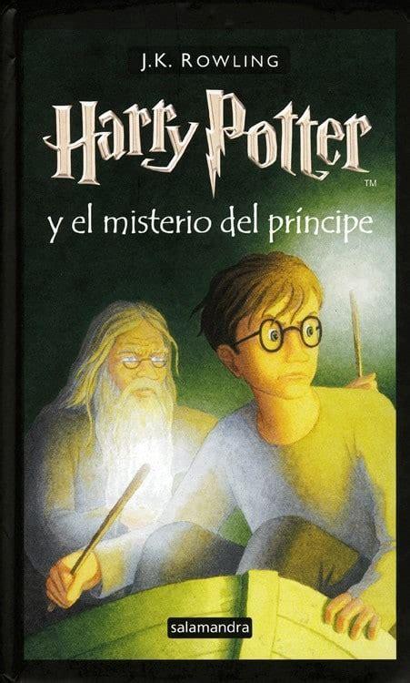 La huída del príncipe 29. Descargar el libro Harry Potter y el misterio del príncipe ...