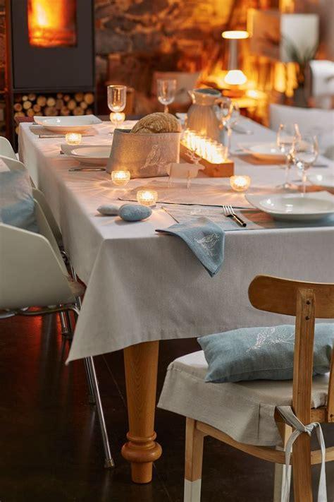 vaisselle noel pour une d 233 co de table de f 234 tes c 244 t 233 maison