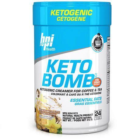 Easy power creamer ketogenic coffee. BPI Sports Ketogenic Vanilla Coffee Creamer   Walmart Canada