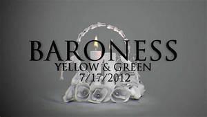 BARONESS - 'Yellow & Green' Album Teaser - YouTube