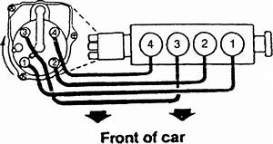 1993 Honda Civic D15b7 Spark Plug Wire Diagram