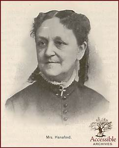 Profiles Of Successful Women  Rev  Phebe A  Hanaford  1896