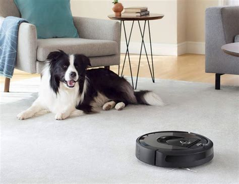 Product Of The Week Roomba I7 With Automatic Dirt Disposal by This Automatic Dirt Disposal Vacuum Up Everything