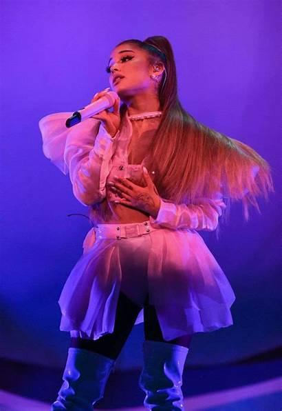 Ariana Sweetener Grande Tour O2 London Arena