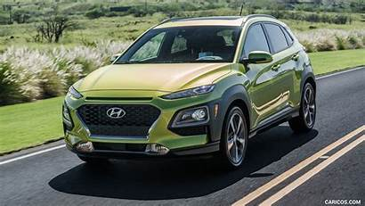 Hyundai Kona Quarter Three Engineers Gets Welcome