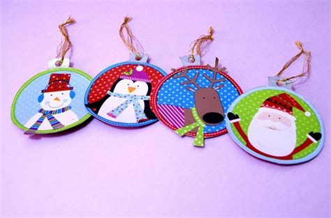 christmas ornament gift set