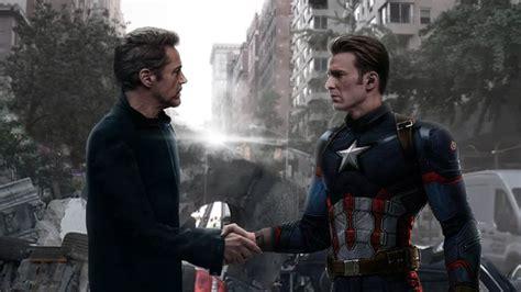 The Avengers Avengers Endgame Captain America Chris Evans ...