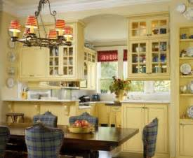 country kitchen paint ideas tips for a yellow themed kitchen