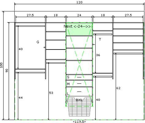 pdf closet design plans plans free