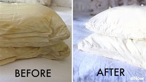 how to clean bed pillows how to clean bed pillows