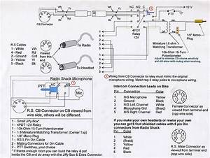 Headset Pin Out Diagram