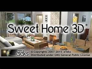Sweet Home 3d Sans Telechargement : tuto comment t l charger sweet home 3d gratuitement ~ Premium-room.com Idées de Décoration