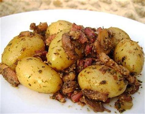cuisiner des pommes de terre ratte pommes de terre rattes à la forestière paperblog