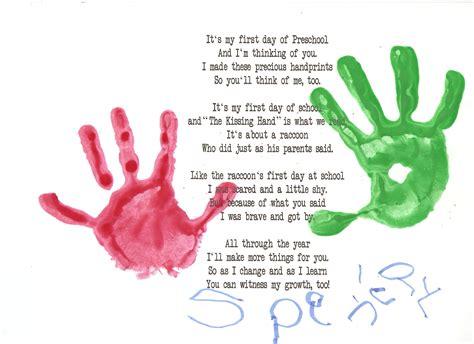 day in preschool seeking 961 | preschool handprints