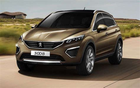 peugeot 3008 price 2016 peugeot 3008 suv release date and price cars