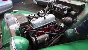 See A Clean Original Mg Td Engine