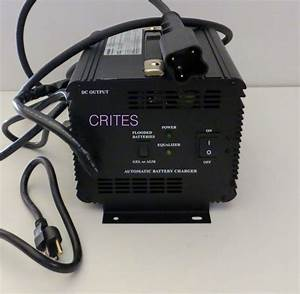 48 Volt 15 Amp Golf Cart Car Battery Charger For 2007 And