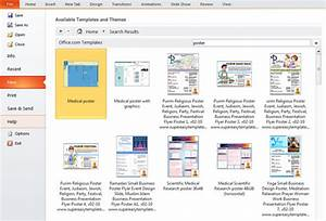 pin microsoft powerpoint 2010 on pinterest With how to make a poster template in powerpoint